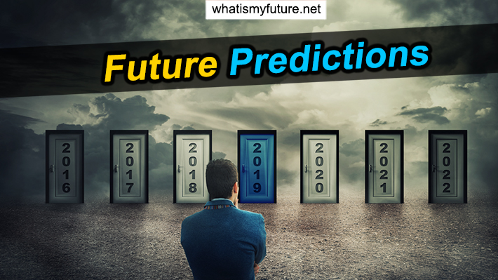 Future Predictions 2021, Get your Reading here Directly