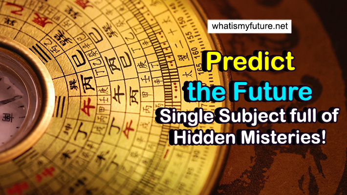 Predict The Future, Single Subject full of Hidden Misteries!